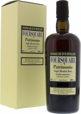 Foursquare - 14 Years Old Patrimonio 58% 2004
