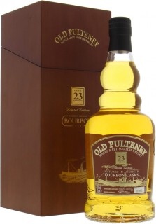 23 Years Old Limited Edition Bourbon Casks 43%