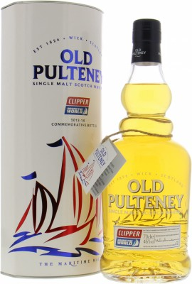Clipper Commemorative Bottle 46%Old Pulteney -