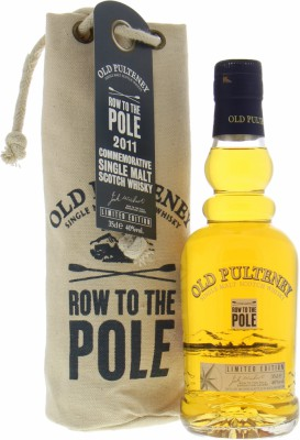Row to the Pole 40%Old Pulteney -