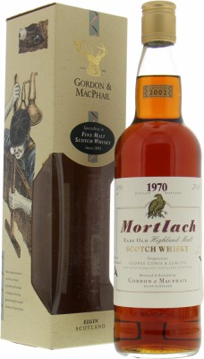 Mortlach - 1970 Gordon & MacPhail 32 Years Old 40% 1970