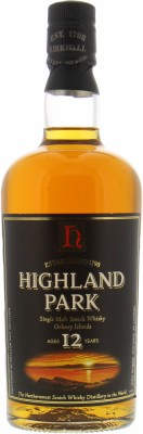 Highland Park - 12 Years Dumpy Bottle 43% NV
