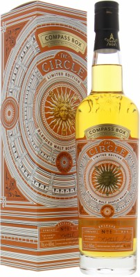 Compass Box - The Circle No.1 46% NV