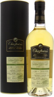14 Years Old Chieftain's Cask 306295 and 306297 46%