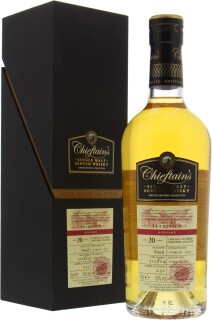 20 Years Old Chieftain's Cask 302864 55%