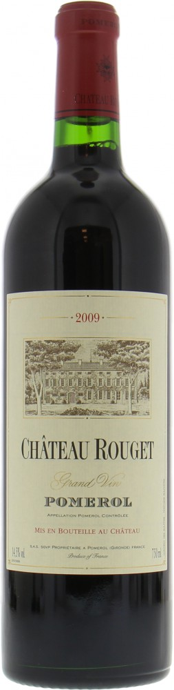 Chateau Rouget - Chateau Rouget 2009