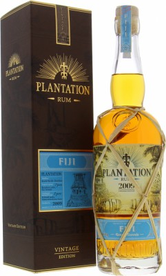 Plantation Rum - Fiji 9 Years Old 44.8% 2009