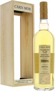 23 Years Old Càrn Mòr Celebration of the Cask 4190 42.1%