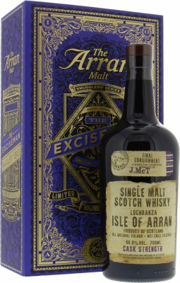 Arran - The Exciseman 56.8% NV
