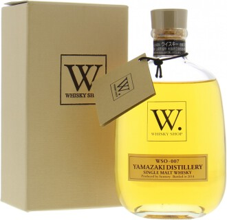 WSO-007 Whisky Shop W. 48%