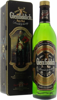 Clan Sinclair 40%Glenfiddich -