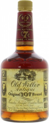 Old Weller Antique The Original 107 Brand 53.5%