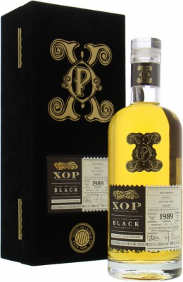 Bowmore - XOP The Black Series 30 Years Old 47.4% 1989