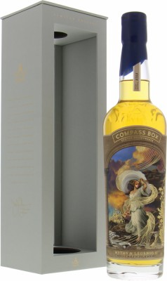 Compass Box - Myths & Legends 2 46% NV