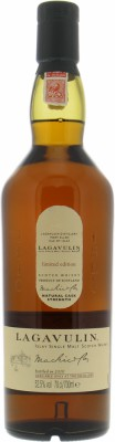 Distillery Only 2010 Limited Edition 52.5%Lagavulin -