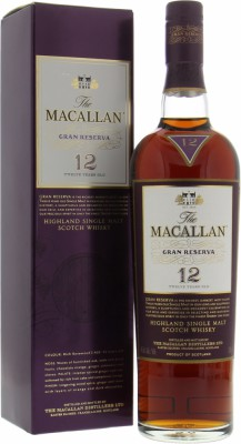 12 Years Old Gran Reserva 45.6%Macallan -