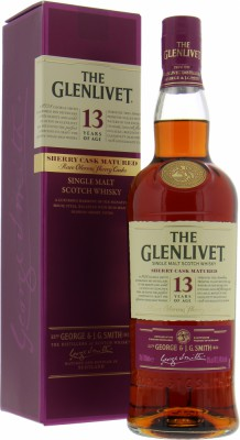 13 Years Old Sherry Cask Matured Taiwan Exclusive 40%