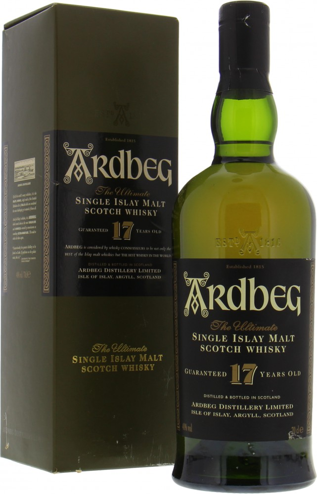 Ardbeg - 17 Years Old 43%