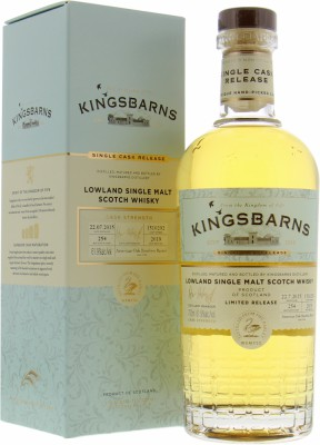 Kingsbarns - Single Cask 1510292 61.9% 2015