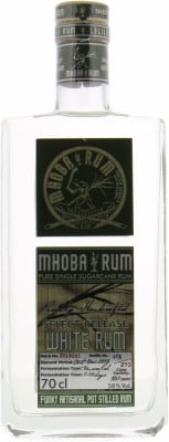 Mhoba Rum - Select Release White 58% NV