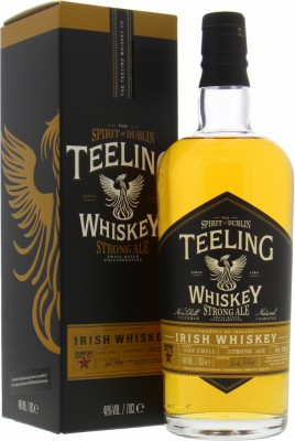 Teeling - Galway Bay Strong Ale Finish 46% NV