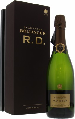 Bollinger RD Extra Brut (in coffret)