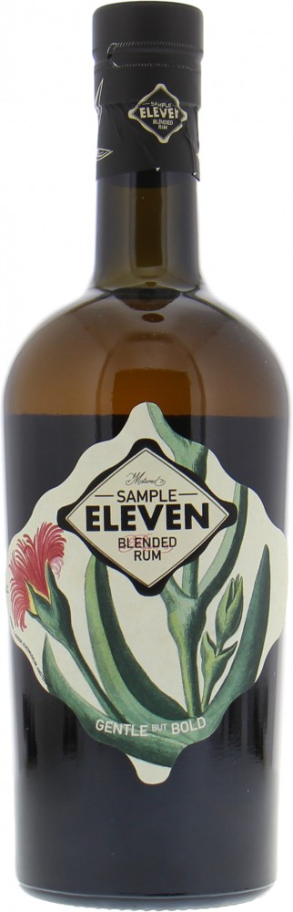 Kintra Rum Collection - Sample Eleven Blended Rum 44% NV