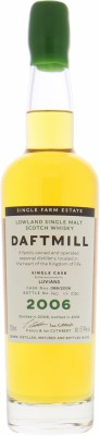 Daftmill - 12 Years old cask 89/2006 Luvians Exclusive 57.4% 2006
