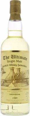 11 Years Old The Ultimate Cask 496 43%Springbank -