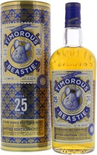 25 Years Old Timorous Beastie Limited Edition 46.8%