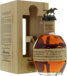 Blanton's The Original Single Barrel Cask 345 46.5%