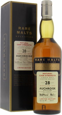 28 Years Old Rare Malts Selection 56.8%Auchroisk -