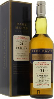 21 Years Old Rare Malts Selection 61.3%