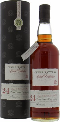 24 Years Old A.D. Rattray Individual Cask Bottling Cask 2463 58.2%