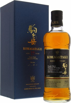 Komagatake 27 Years Old 46%Shinshu Mars -