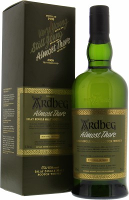 Almost There 3rd Release 54.1%Ardbeg -