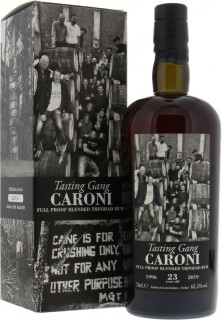 Caroni - 23 Years Old The Tasting Gang 63.5%