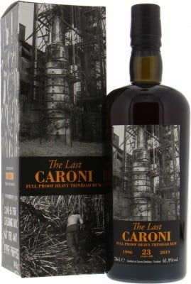 Caroni - 23 Years Old The Last 61.9% 1996