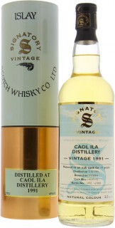 11 Years Old Signatory Vintage Cask 14147+52 43%
