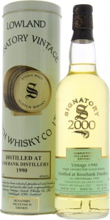10 Years Old Signatory Vintage Cask 533 43%
