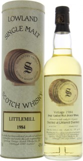 12 Years Old Signatory Vintage Cask 2440+41 43%