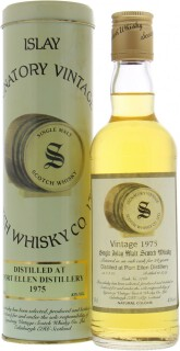 24 Years Old Signatory Vintage Cask 1768 43%