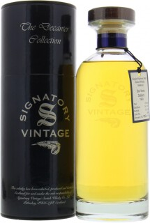 15 Years Old Signatory Vintage Decanter Collection Cask 2689 43%
