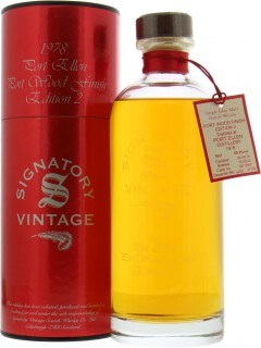 24 Years Old Signatory Vintage Decanter Collection Edition 2 Cask 02/159/2 59.3%