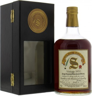 20 Years Old Signatory Vintage Collection Dumpy Cask 513-518 56%