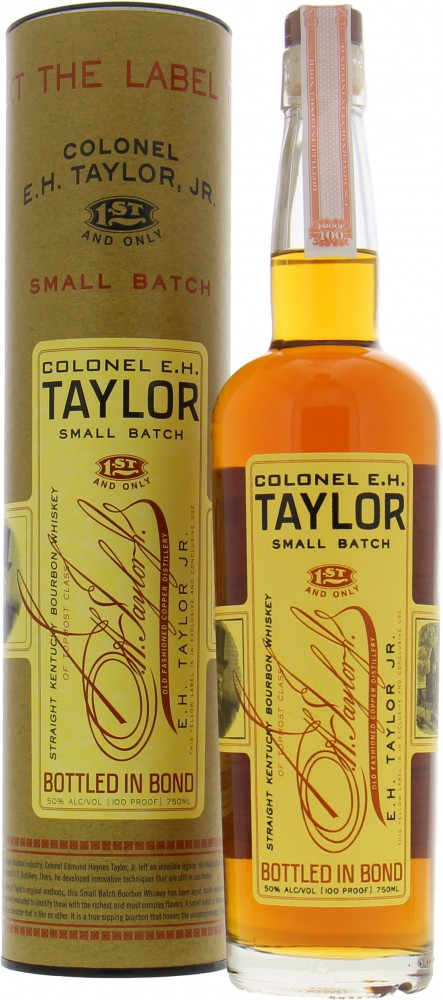 Buffalo Trace - Colonel E.H.Taylor Small Batch Bottled in Bond 50% NV