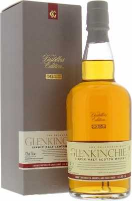 Glenkinchie - 12 Years Old The Distillers Edition 2019 43% NV