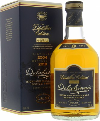 15 Years Old The Distillers Edition 2019 43%Dalwhinnie -