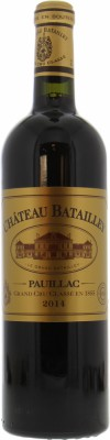 Chateau Batailley - Chateau Batailley 2014