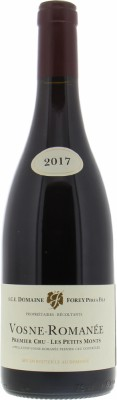 Domaine Forey Pere & Fils - Vosne Romanee 1er Cru Petits Monts 2017